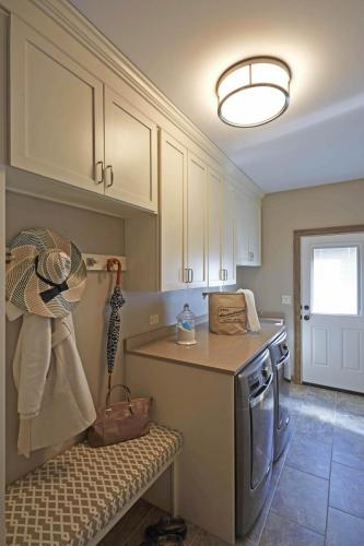 Family Friendly Laundry Room