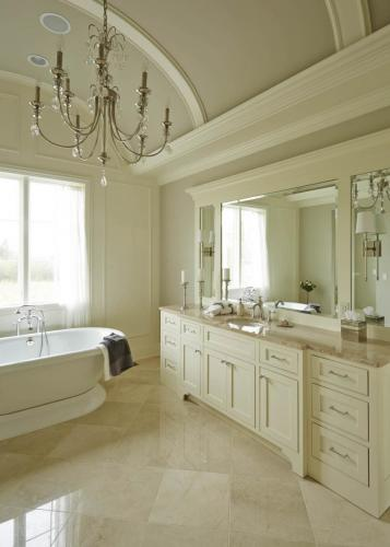 Regal Elegance Master Bath