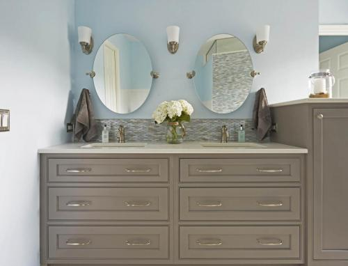 Beach Inspired Master Bath