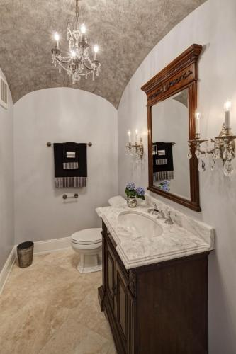 Regal Powder Room