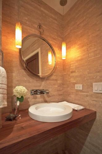Enchanting Powder Room